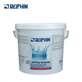 DELPHIN pH-Plus Granulat 3