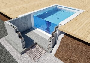 Thermoblock-pool