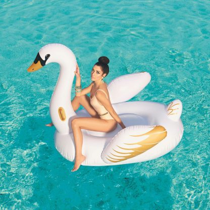 Luxury Swan badleksak svan