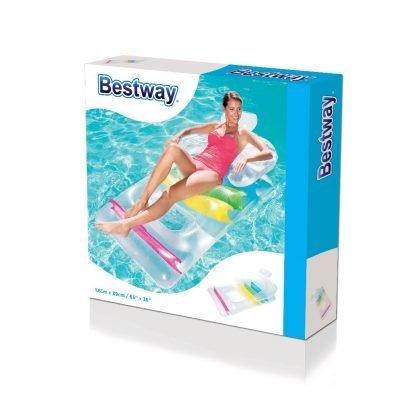Luftmadrass pool leksaker till pool