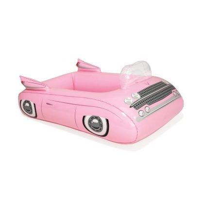 Floating Car Kylskåp Pink 89 x 69 Cm Bestway