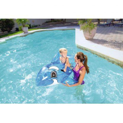 delphin badleksak pool