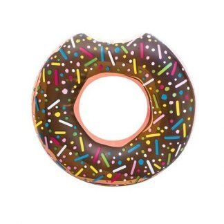 donut choklad munk badring