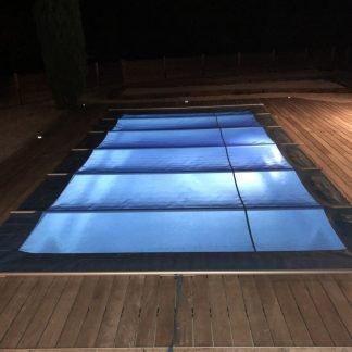Castor poolskydd