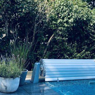 Lamelltäcke sirius classic pool