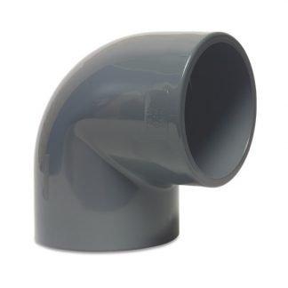 PVC böj 50 mm