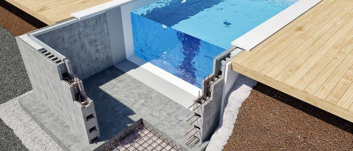 Thermoblock-pool